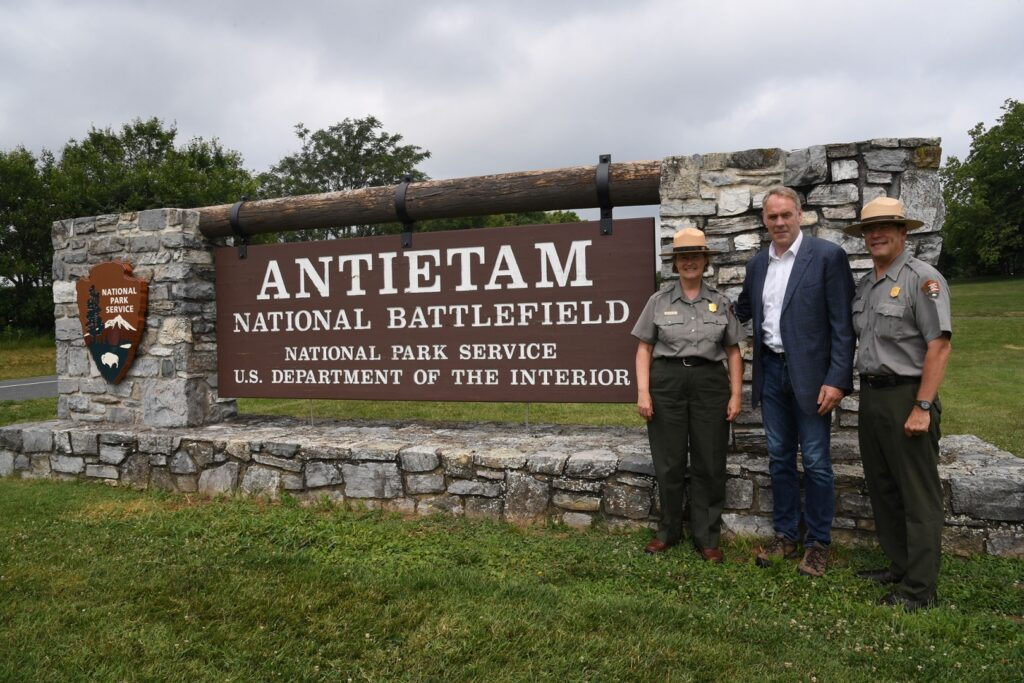 Visiting the Shenandoah Valley and Antietam