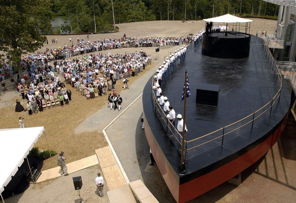 USS Monitor and Mariners Museum - Newport News, Virginia